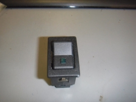 scania schakelaar met controle lamp groen ( SC-EL-102)
