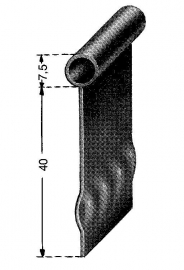Spatbordbies (RU-SB-44446)