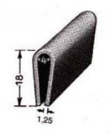 U-profiel (RU-U-0081)