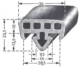 Stootrubber (RU-ST-40385)