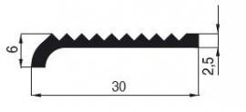 Aluminium profiel (PR-ALU-113501)