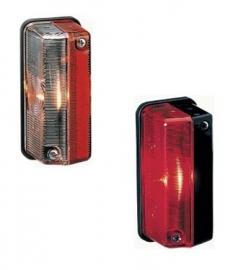 Markeringslamp Rood/Wit (LA-MA-RW-132)