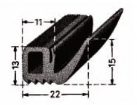 Aanslagrubber (RU-AA-40323)