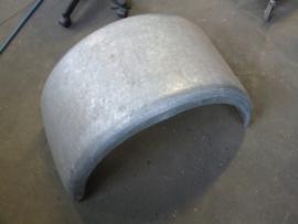 stalen spatscherm 46 mm breed spanwijdte 84 cm