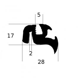 Raamrubber (SC-D-561361)
