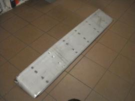 Stalen zonneklep tbv L serie 110/111/80/