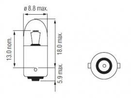 Gloeilamp (LA-BO-502431)