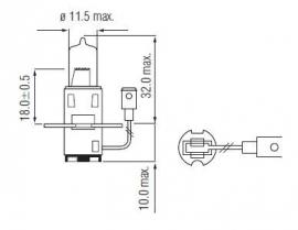H3 Lamp (LA-BO-2405130)