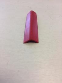 inlegbies rood  12.5x5 mm