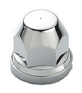 wielmoerdop chroom 32 mm