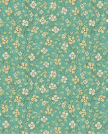 Eijffinger Rice 2 Behang 383535 Scandinavisch/Romantisch/Bloemen