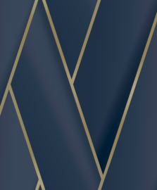 Dutch Wallcoverings Onyx Behang M34801 Modern/Grafisch/Abstract