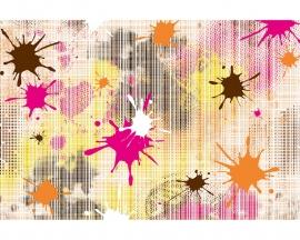AS Creation APDigital2 Behang 470550  Splash 1/Spatten/Abstract/Modern Fotobehang