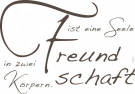 Sticker 17706 Vriendschap-Komar