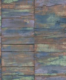 Noordwand Grunge Behang G45342 Hout/Planken/Sloophout/Landelijk/Industrieel