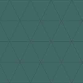 Origin City Chic Behang 353-347717 Grafisch/Modern/Groen