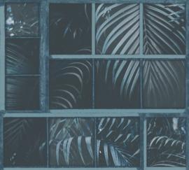 AS Creation Industrial Behang 37740-4 Botanisch/Venster/Modern
