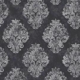 Noordwand Metallic FX/Galerie Behang W78227 Barok/Ornament/Klassiek/Landelijk
