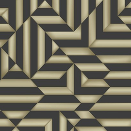 Dutch Wallcoverings Galactik Behang L85809 Modern/Geometrisch/Grafisch