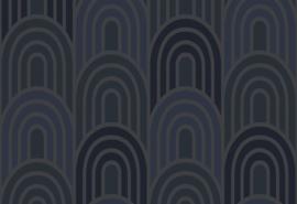 Hookedonwalls Boheme Behang BO23052 Art Deco/Modern/Grafisch/Boog