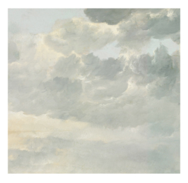 Kek Amsterdam WP-216 Golden Age Clouds 1 Fotobehang  - Dutch Wallcoverings