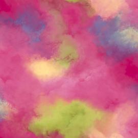 Noordwand Good Vibes Behang GV24250 Wolken/Modern/Kleurrijk