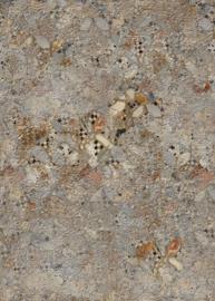 Behangexpresse Special Edition AK1052 Material Mosaic/Industrieel/Vintage/Steen Fotobehang
