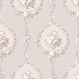 Noordwand Vintage Home Behang 3904 Barok/Ornament/Bloemen/Romantisch/Klassiek