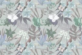 AS Creation Living Walls by Patel Fotobehang DD111007 Orchid Garden 2/Bloemen/Romantisch/Botanisch/Modern Behang