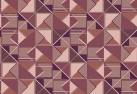 Hookedonwalls Boheme BO23070 Square/Modern/Grafisch/Blok/Driehoek