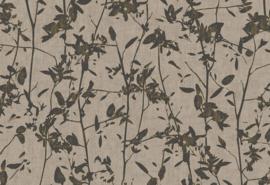 Hookedonwalls Moments Behang MO22871 Botanisch/Bladeren/Natuurlijk/Landelijk/Modern
