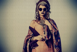 ASCreation Walls by Patel Fotobehang La Boheme 2 DD113317 Bohemian/Relax/Laidback Stijl
