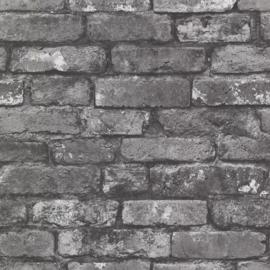 Dutch Wallcoverings Trilogy Behang FD21260 Steen/Baksteen/Natuurlijk
