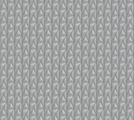 AS Creation Karl Lagerfeld Behang 37844-3 Kuilted/Gecapitonneerd/Knopen