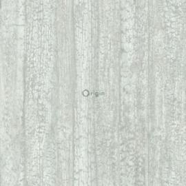 Origin Matieres Wood Behang 348-347529 Hout/Modern/Mintgroen