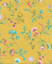 Eijffinger Pip Studio 5 Behang 300123 Bloemen/Floral/Romantisch/Landelijk/Kinderkamer/Geel