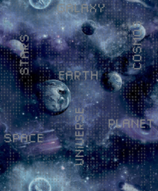 Noordwand Good Vibes Behang GV24266 Galaxy/Space/Heelal