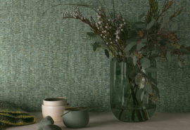 Hookedonwalls Plains & Panels Behang 11805 Bamboe/Structuur/Natuurlijk/Modern