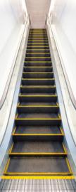 AS Creation Wallpaper 3 XXL Deurposter 730 Moving Stairway/Roltrap/Trap