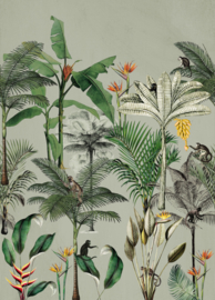Onszelf Botanique Fotobehang 539196 Tropisch/Apen/Fruit/Botanisch rasch Behang