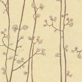 BN Wallcoverings van Gogh 2 Behang 220025 Japanse Bloesem/Tak/Natuurlijk
