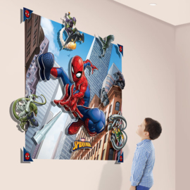 3D Pop Out Wall Decoration 44586 Marvel Spider-Man - Dutch Wallcoverings