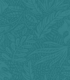 Rasch Salisbury Behang 553079  Botanisch/Bladeren/Natuurlijk