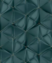 Dutch Wallcoverings Onyx Behang M34901 Modern/Grafisch/3D