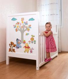 Noordwand/Komar Disney Edition4 Muurstickers 14014 Winnie The Pooh Nature Lovers/Kinderkamer sticker
