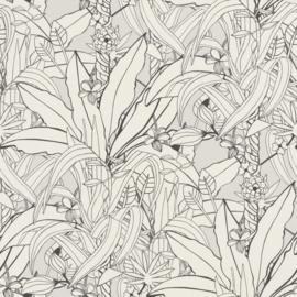 Onszelf Botanique Behang 538946 Botanisch/Bladeren/Natuurlijk Rasch