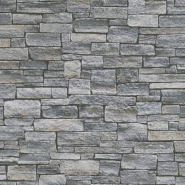 AS Creation Elements Behang 95871-1 Natuursteen/Stenen/Landelijk/Natuurlijk