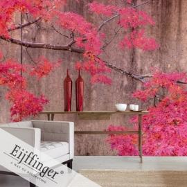 Eijffinger Wallpower Wonders Behang 321552 Maple leaves/Bloesem/Natuur/Fotobehang