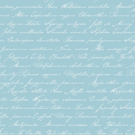 Esta Home Ginger Behang 128037 Romantisch/Geschreven Tekst