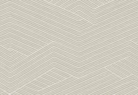 Hookedonwalls Sketch Behang 19524 Cord/Modern/Grafisch/Lijnen